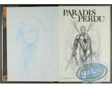 Album de Luxe, Paradis Perdu : Terres (dédicacé)