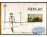 BD cotée, Replay : Replay, Le début et la fin