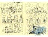 Ex-libris Offset, Ordre de Cicéron (L') : Esquisses