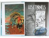 Tirage de tête, Eternels (Les) : La Cire qui chante - Le Cercueil de glace