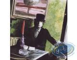 BD prix mini, BD en 33 Tours : BD en 33 tours + ex-libris Dany + ex-libris Reculé aquarellé