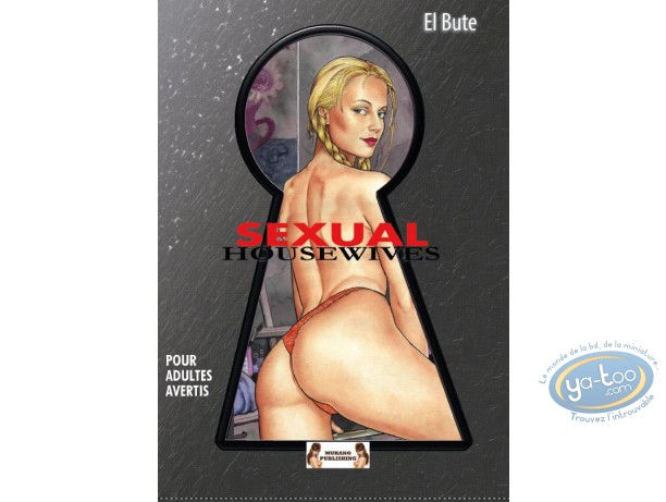Adult European Comic Books, Sexual Housewives Volume 1