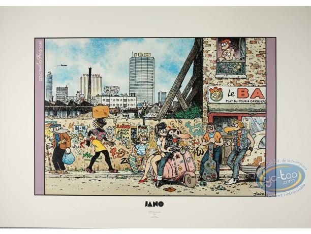 Offset Print, Ca c'est la France : Ca c'est la france