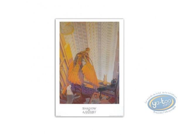 Offset Print, Cités Obscures (Les) : Shadow of a doubt