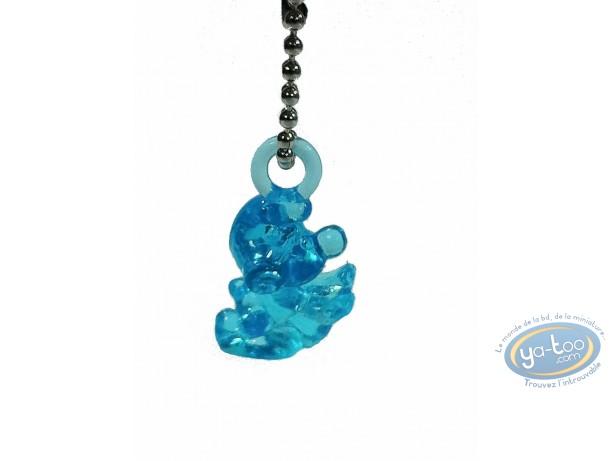 Plastic Figurine, Smurfs (The) : Smurfs translucide blue