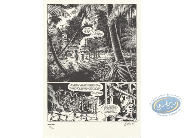 Offset Print, Arlequin : Arlequin