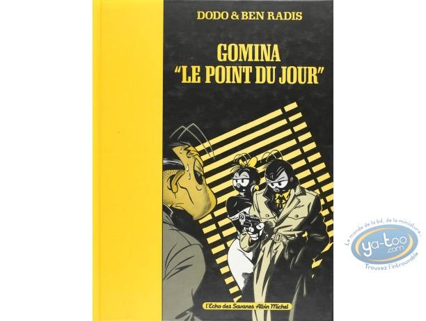 Listed European Comic Books, Gomina : Le Point du Jour