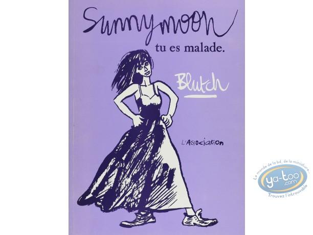 Listed European Comic Books, Sunny moon : Sunnymoon, tu es malade