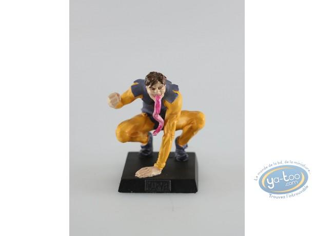 Metal Figurine, Marvel Super Héros :  Toad