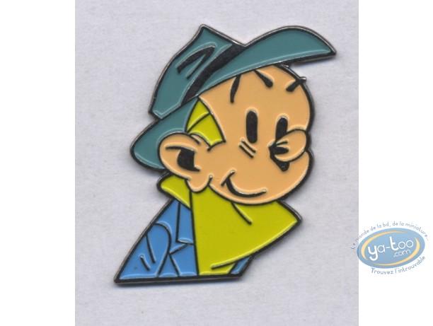 Pin's, Spirou and Fantasio : Pin's, Fantasio