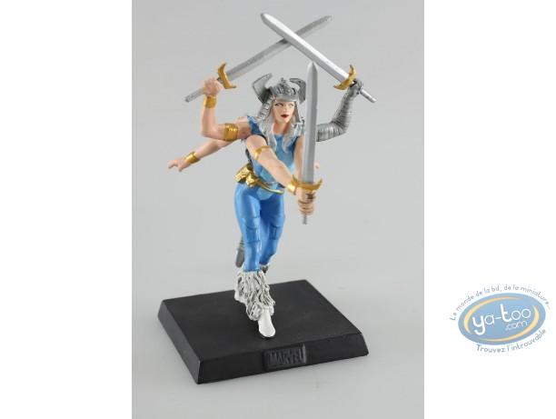 Metal Figurine, Marvel Super Héros :  Spiral