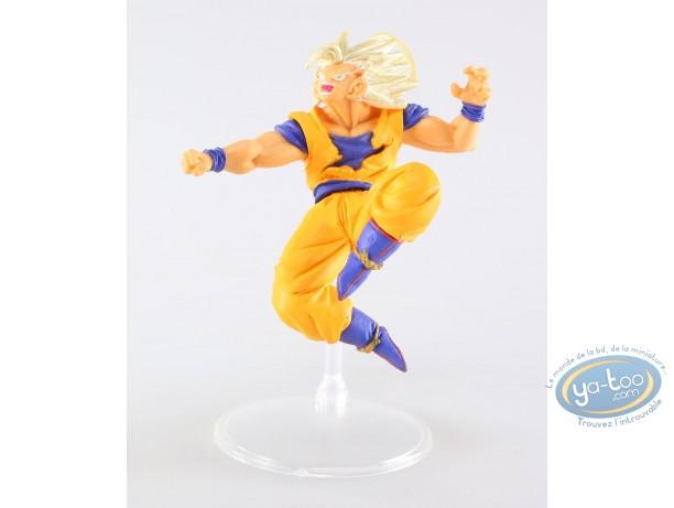 Plastic Figurine, Dragon Ball Z : Son Gokû Super Sayen