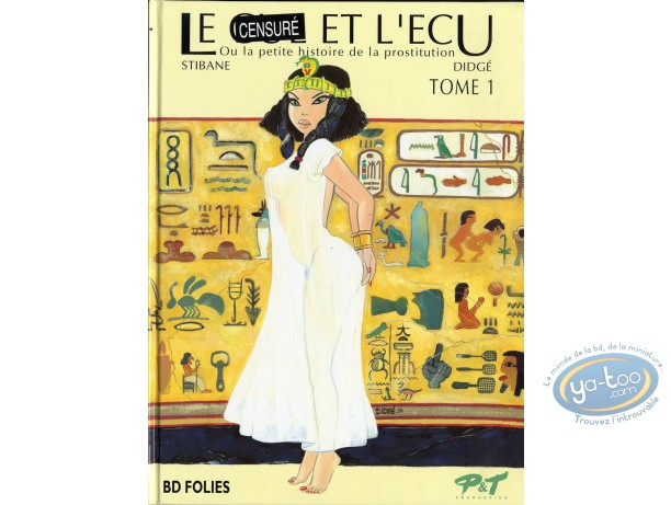 Adult European Comic Books, Le cul et l'ecu