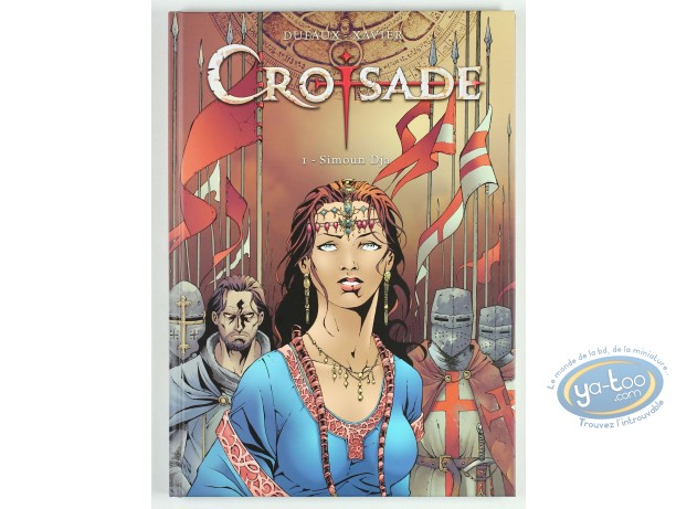 Limited First Edition, Croisade : Simoun Dja