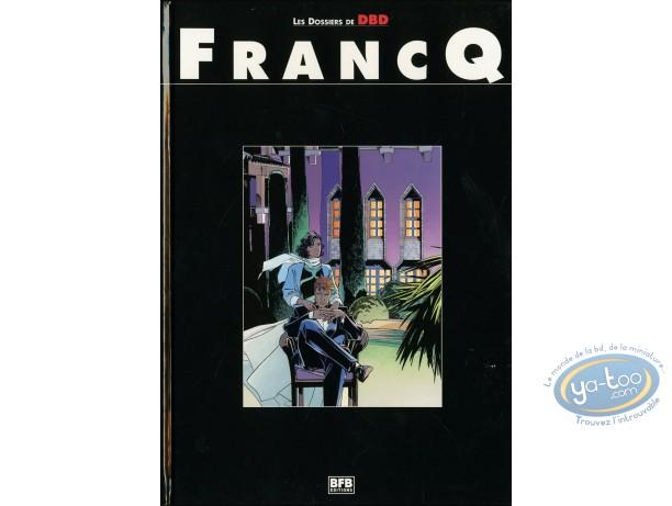 Reduced price European comic books, Dossiers de DBD (Les) : Francq