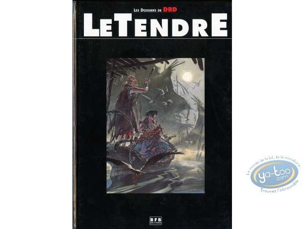 Reduced price European comic books, Dossiers de DBD (Les) : Le Tendre