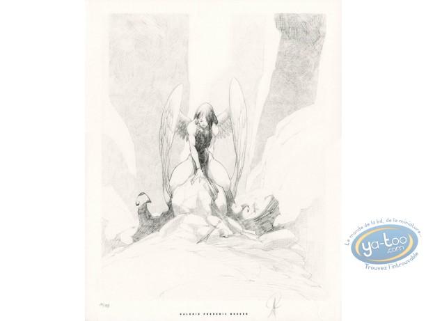 Lithography, Paradis Perdu : Varanda Lost Paradise