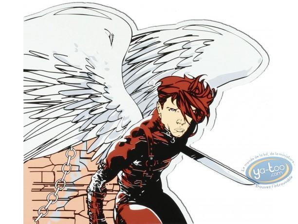 Metal Plate, Paradis Perdu : Angel