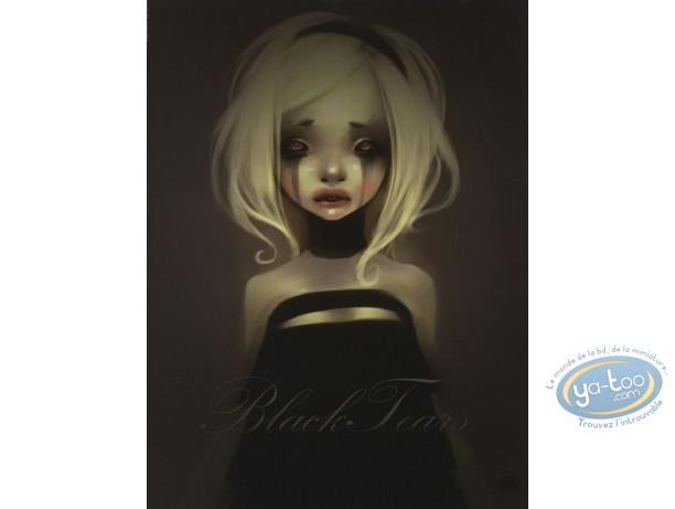 Offset Print, Lostfish : Black Tears