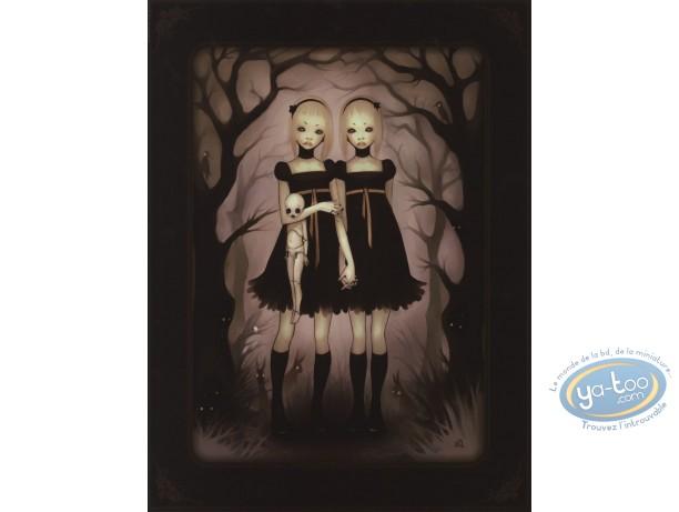 Offset Print, Lostfish : Twins