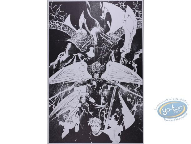Offset Print, Paradis Perdu : Characters