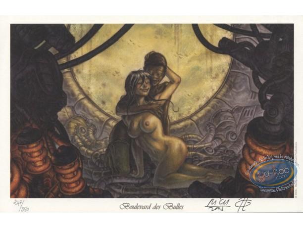 Bookplate Offset, Ames d'Hélios (Les) : Embrace