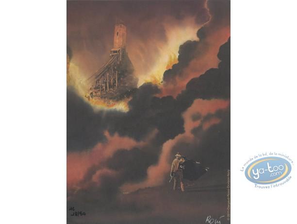 Bookplate Offset, W.E.S.T : Morton