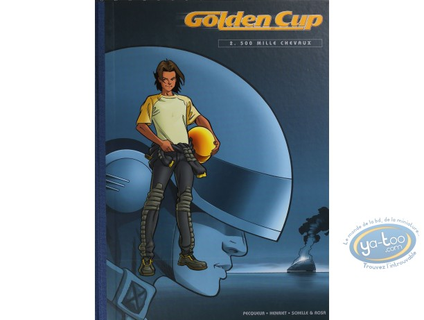 Special Edition, Golden Cup : 500 Mille Chevaux (dedication)