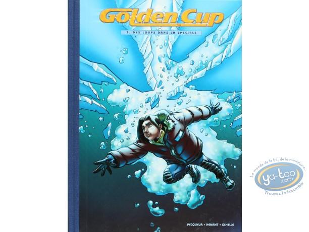 Special Edition, Golden Cup : Des Loups dans la speciale (uncomplete / dedication)