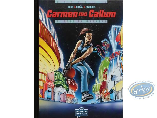 Special Edition, Carmen Mc Callum : Deus Ex Machina (dedication)