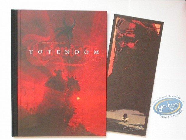 Reduced price European comic books, Totendom : Totendom : Acte 2