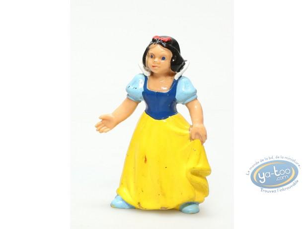 Plastic Figurine, Snow-white : Snow White