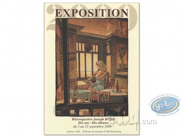 Offset Print, Chimères : Exhibition