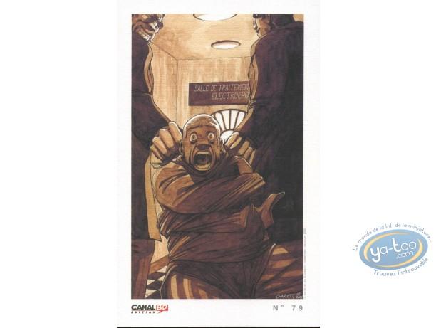 Bookplate Offset, Maître de Jeu (Le) : Crazy Man