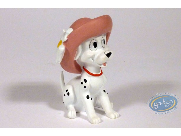 Resin Statuette, 101 Dalmatians (The) : The Hat, Disney