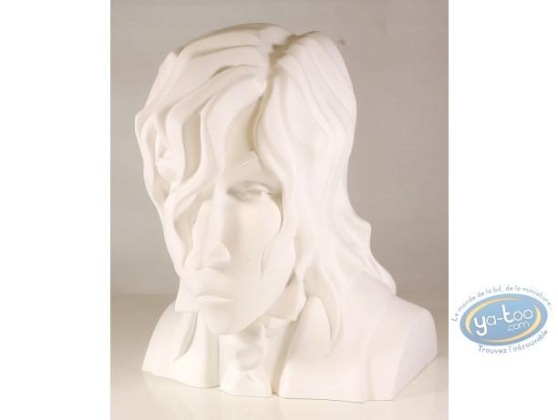 Resin Statuette, Sambre : Bernard Sambre Bust