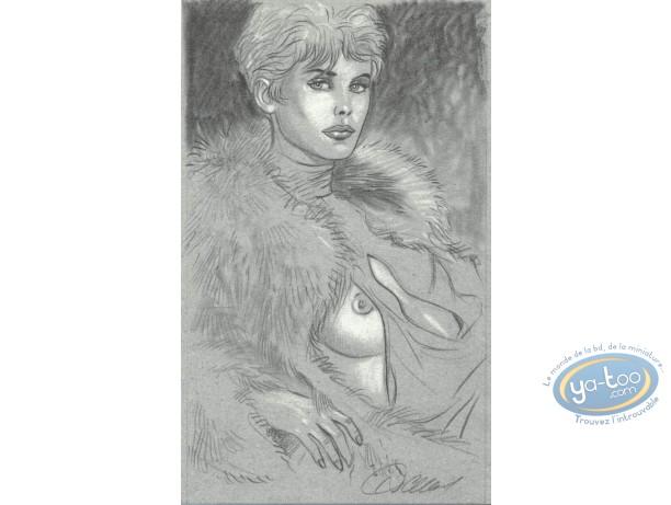 Bookplate Offset, Jessica Blandy : Fur