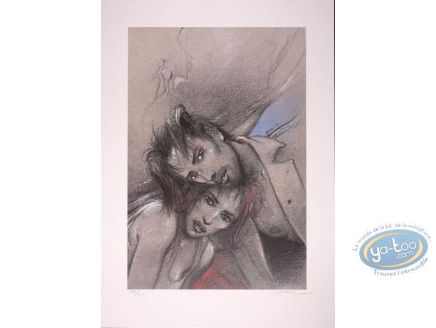 Offset Print, Julia et Roem : Julia & Roem
