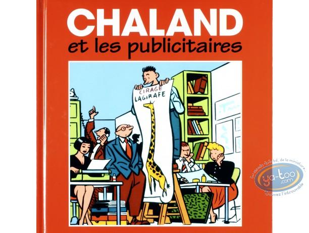 Book, Chaland et les publicitaires