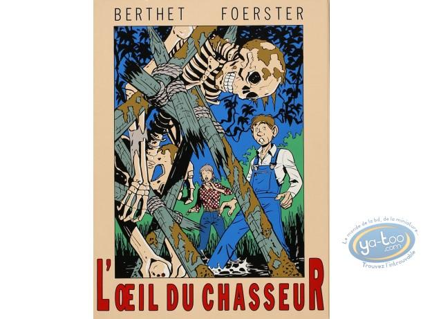 Portfolio, Oeil du Chasseur (L') : Berthet, L'oeil du chasseur