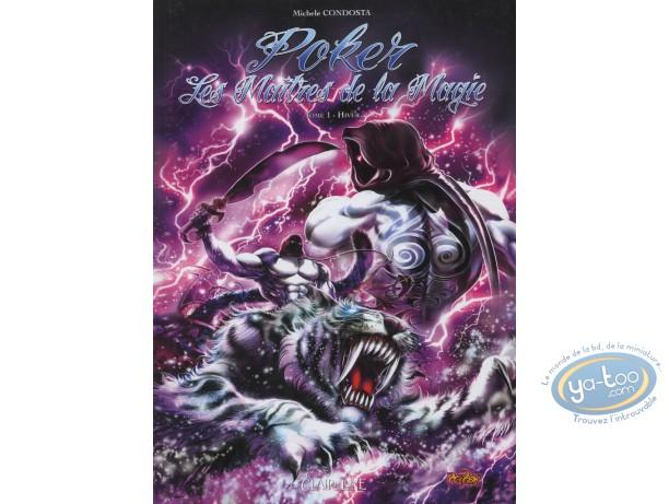 Reduced price European comic books, Poker : Les Maîtres de la Magie : Les Maîtres de la Magie Tome 1 - Hiver