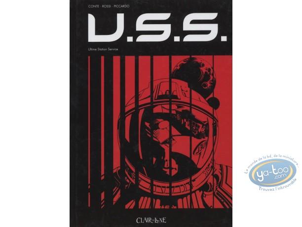 Reduced price European comic books, U.S.S. : Ultimate Station Service
