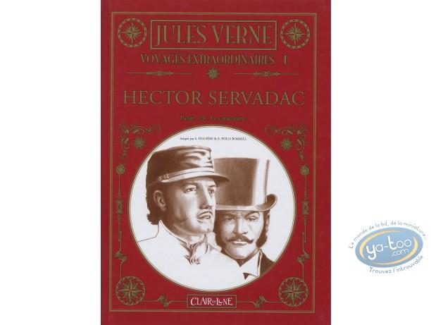 Reduced price European comic books, Voyages Extraordinaires : T1 - Hector Servadac - Partie 1