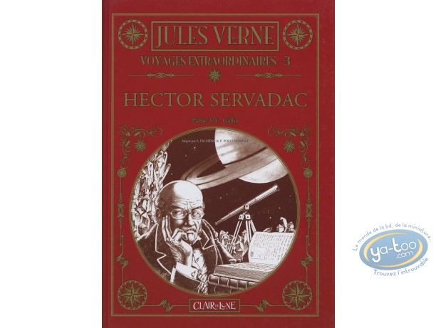 Reduced price European comic books, Voyages Extraordinaires : T3 - Hector Servadac - Partie 3