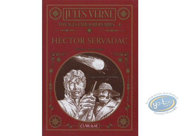 Reduced price European comic books, Voyages Extraordinaires : Hector Servadac - Part 4