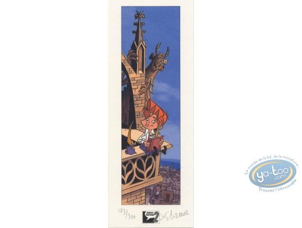 Offset Bookmark, Gargouilles : Bookmark