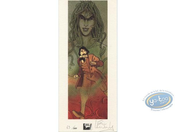 Bookplate Offset, Romantiques (Les) : Dumas Running