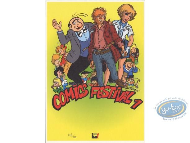 Bookplate Offset, Tribute to Comics 1 (big)