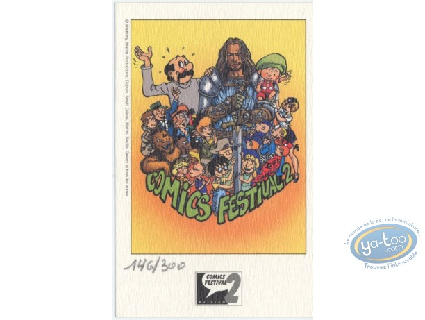 Bookplate Offset, Tribute to Comics 2 (small)
