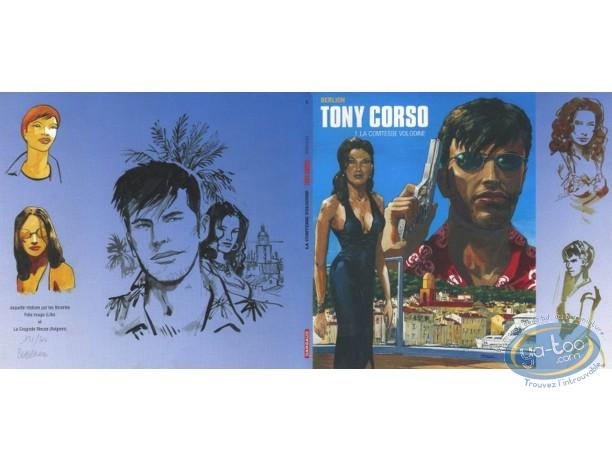 Jacket, Tony Corso : Tony Corso
